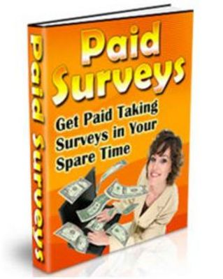 Product picture paid surveys, work from home
