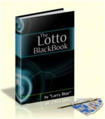Product picture The Lotto Black Book