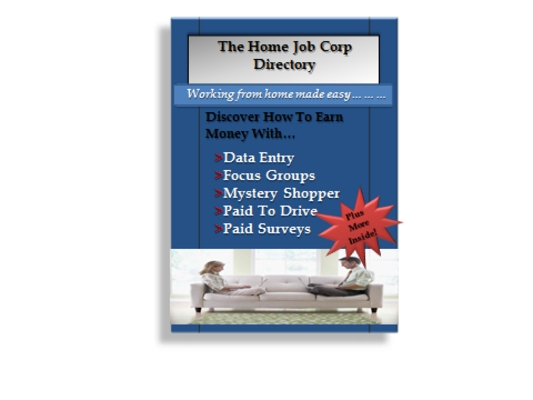 Product picture The Home Job Corp Directory